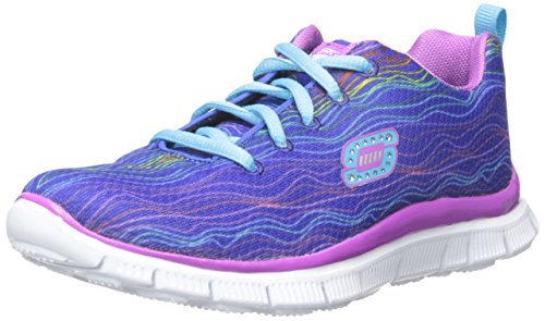 skechers SKECH APPEAL- PRANCY DANCE - Zapatillas de deporte infantiles, color azul, talla 34