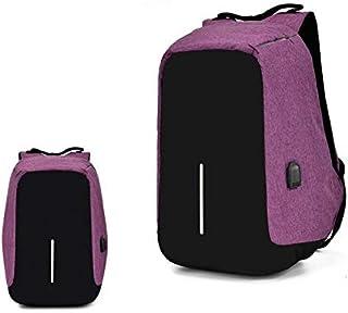 Dengyujiaasj Backpack, Anti-theft Backpack Bag 15.6 Inch Laptop Notebook Male Raincoat Back Pack Backbag Prominent Capacit...