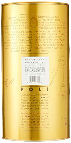 Jacopo Poli Cleopatra Moscato Oro Grappa - 5