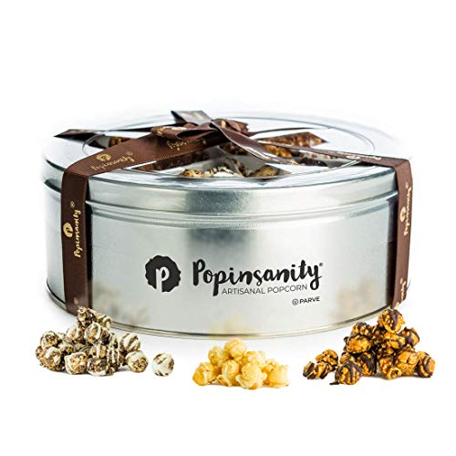 Deluxe Tri Flavored Gourmet Popcorn