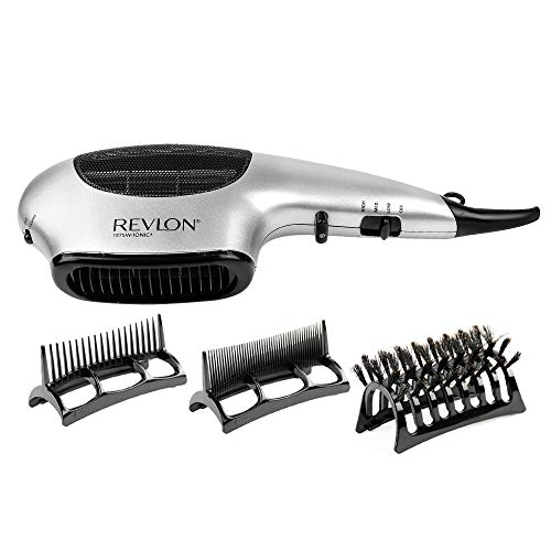Revlon 1875 Watt 3-in-1 Styling Hatchet Hair Dryer