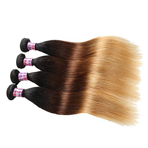 Perruque de Cheveux Mode Orange Lace Wig Mixte Couleur sans Colle Long Naturel Ondulé Partie Milieu Synthétique Lace Front Perruques for Les Femmes (Color : Multi-Colored, Size : 12inch)