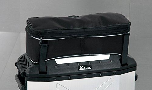 Toptasche für Deckel Alu-Seitenkoffer Xplorer 40