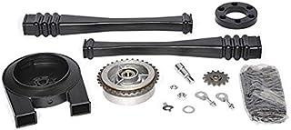 Satz Antriebsteile S50 (14 Teile   Kette+Kettenschutz+Kettenschlauch+Mitnehmer+Ritzel usw.)