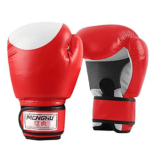 skrskr de Boxeo Kick Boxing Muay Thai Punching Bolsa de Entrenamiento Deportes al Aire Libre Mitones Equipo de práctica de Boxeo para Saco de Boxeo Sacos Almohadillas de Boxeo