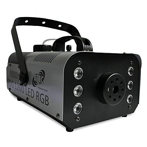ETEC LED Nebelmaschine Fog 1200