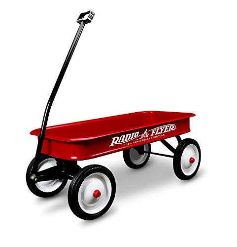 Radio Flyer Classic Red Wagon (100th Anniversary Edition)