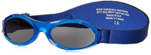 Kidz Banz Ultimate Polarized Sunglasses, Blue