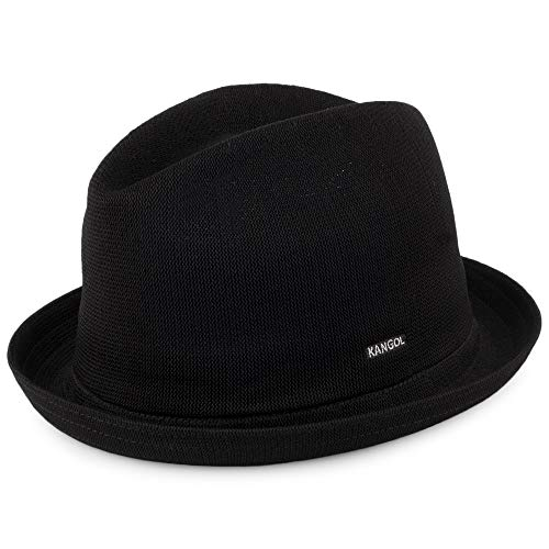 Kangol Chapeau Trilby Tropic Player Noir Large