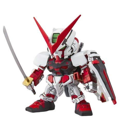 SD Gundam Ex Standard Mobile Suit Gundam Seed VS SMARRITO Gundam Astray Red Telaio Color-Coded Pre-plastica
