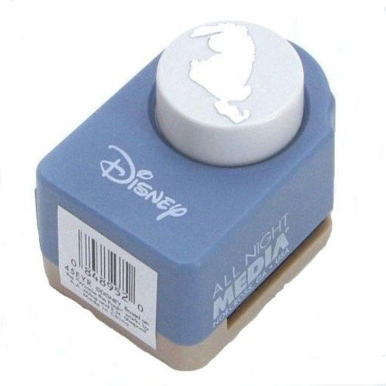 Blue Paper Punch of Winnie-the-Pooh's Eeyore
