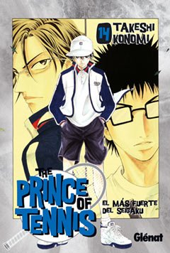 Prince of Tennis 14