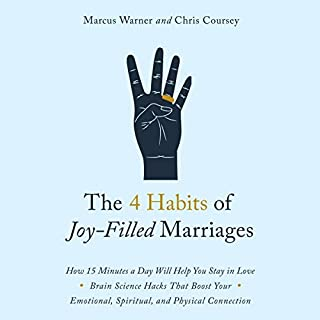 The 4 Habits of Joy Filled Marriages audiobook cover art