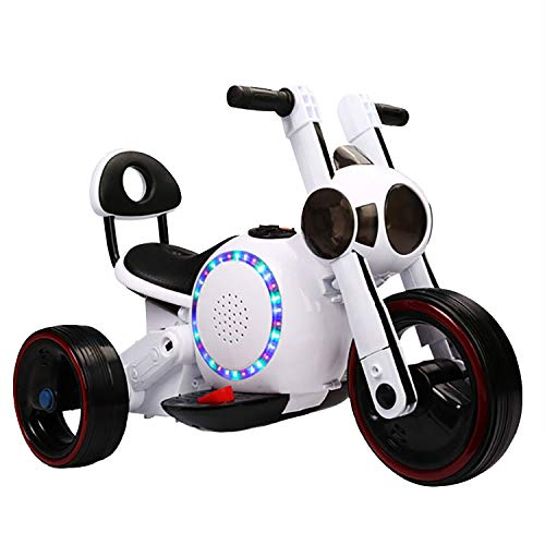 AIREL Electric Motorcycle for Children | Electric Motorcycle Children | Electric Motorcycle with Music and Light | Motorcycle Battery for Children | Motorcycle for Children | 2-4 Years