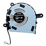 Rangale Replacement CPU Cooling Fan for H-P Elitedes-k 800 G3 Mini 400 G3 600 G3 Series Laptop 914256-001