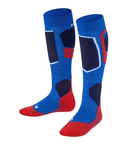 FALKE Kinder SK4 Socken, Olympic, 35-38