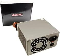 Kentek 400 Watt 400W ATX Power Supply ATX12V SATA 20/24 Pin Intel AMD KENTEK Brand Power Supply