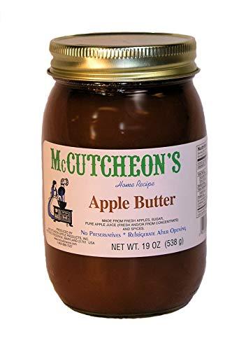 Price comparison product image Mccutcheon,  Spread Apple Butter,  19 Ounce