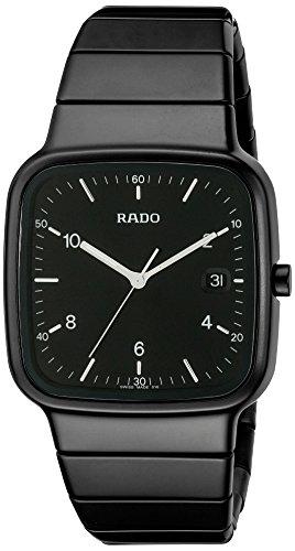 Rado Men's R28888162 R5.5 Black Dial Watch