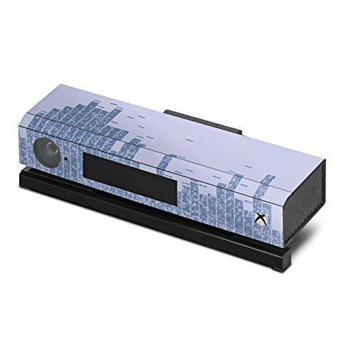 DeinDesign Skin kompatibel mit Microsoft Xbox One Kinect Aufkleber Folie Sticker Tape Kassette Musik