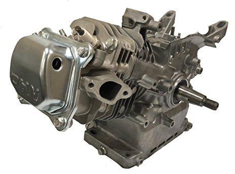 Auto Express Long Block Engine Crankcase with Cylinder Head Valves Fits Honda GX200 6.5 HP