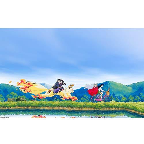 Puzzle Inuyasha 300/500/1000 Pieza para niños Juguetes eduativos de cumpleaños Decoraciones de Pared de Regalo BP424 WH Puzzle Shop (Color : A, Size : 1000PC)