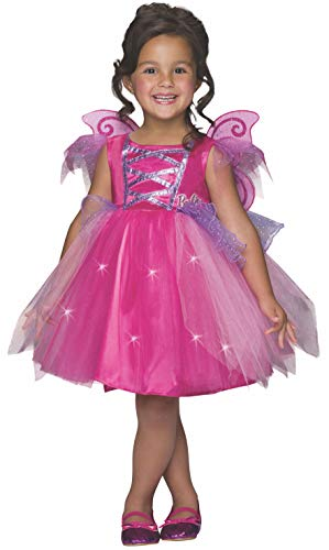 Barbie Light-Up Fairy Dress Costume, Child's Medium