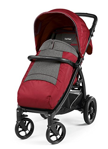 Booklet 50S Peg Perego Vibes Red