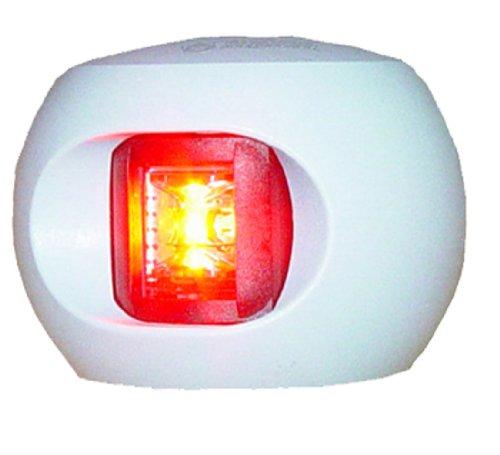 Aqua Signal Lampe de Montage latérale 12 V avec Port LED Rouge