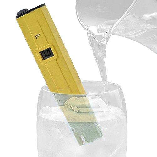 Bluelover Appareil De Contrôle De Digital d'eau De Piscine De Stylo De Poche De Mètre De Testeur De Ph De Digital