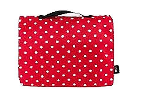 BRIO 00010 - Wickeltasche rot mit Punkten