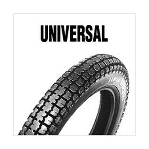 DUNLOP(ダンロップ)バイクタイヤ UNIVERSAL 前後輪共用 2.75-17 4PR チューブタイプ(WT) 107229 二輪 オー...