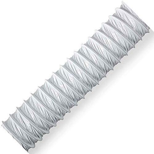 Abluftschlauch Schlauch 6 m 100/102 mm Ø PVC FLEXIBEL Wäschetrockner Klimaanlage