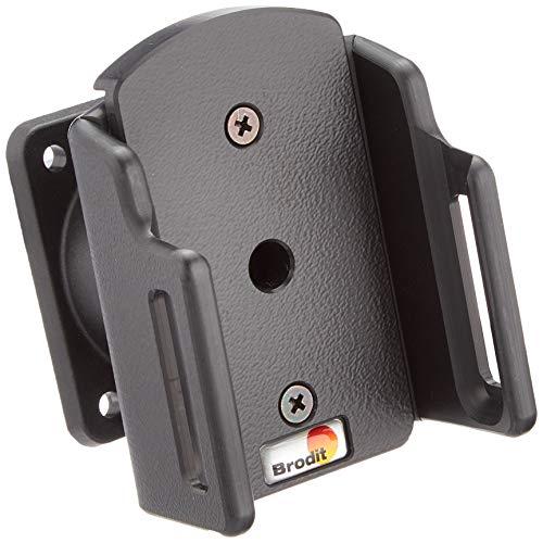 Brodit 511230 Universal passiv Kfz-Halterung (Breite: 49-63mm, Dicke: 6-10mm) schwarz