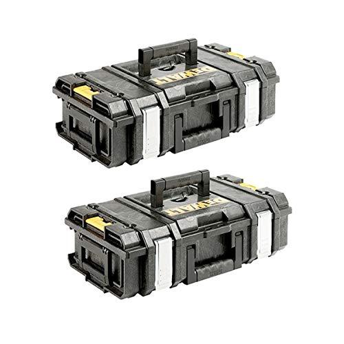 DeWALT DS150 - Maletín de herramientas (2 unidades)