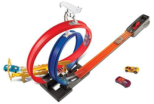 Mattel Hot Wheels fkv69Energy Track Set