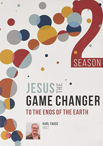 Jesus the Game Changer Season 2 [2 DVDs]