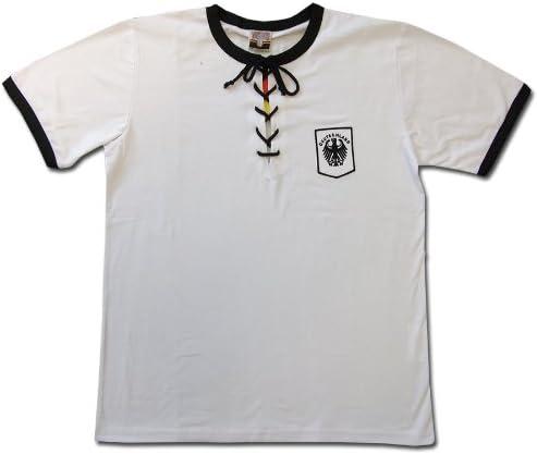 Camiseta retro Alemania 1954