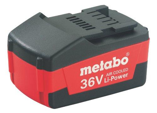 Metabo 625453000 Akkupack 36 V, 1.5 Ah, Li-Power Compact - Air Cooled
