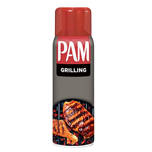 Pam Grilling Spray, Vegetable, 5 fl oz