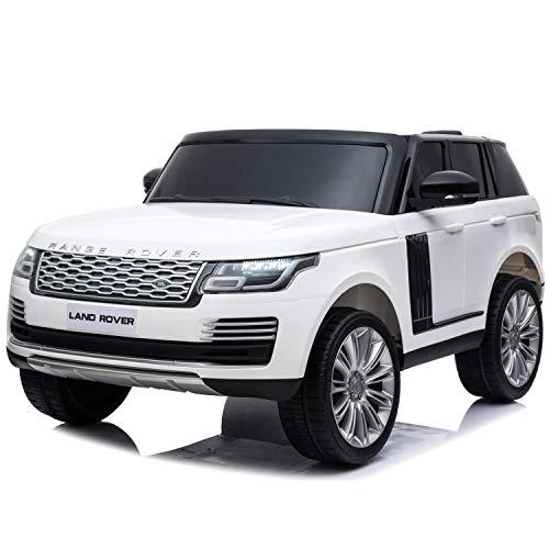 Licensed Land Rover Range Rover HSE 12V Electric Ride on Car...