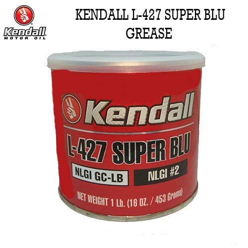Kendall L-427 Super Blu Lithium Grease (1 Lb Can)