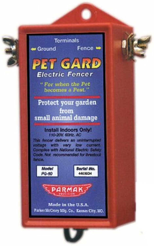 Parmak PG50 Pet Gard 110 120 Volt Contoller for Back Yards and Gardens