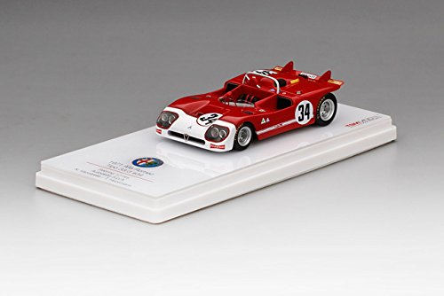 Truescale Miniatures- Miniature Voiture de Collection, TSM154311, Rouge