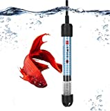 Calentador sumergible para acuario y calentador de acuario, termostato automático de temperatura constante, compatible...