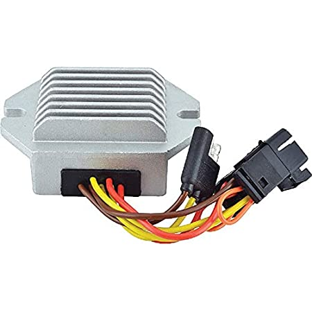 UTV Voltage Regulator New QuadBoss ATV 2013-2014 Polaris Ranger/800/EFI/4x4/Mid-Size