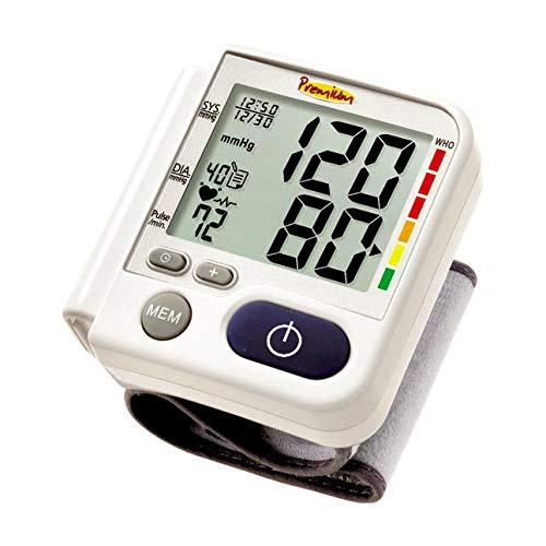 Aparelho Medidor de Pressão Digital Automático de Pulso Premium LP200