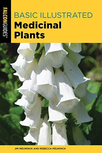Basic Illustrated Medicinal Plants (Basic Illustrated Series) (English Edition)