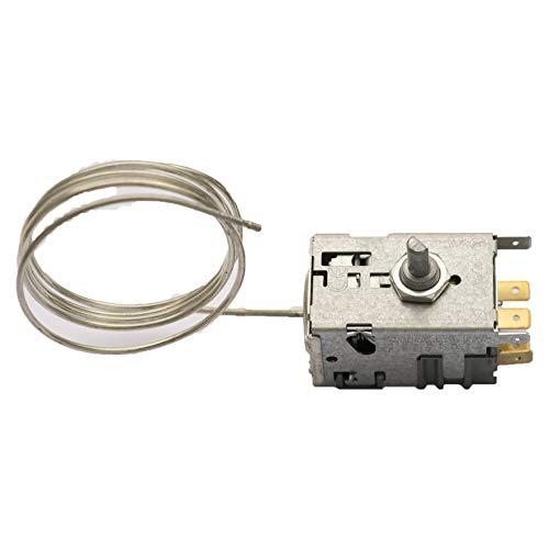 Danfoss 25T65 Termostato EN60730-2-9 077В6220 - Frigorífico con dos compartimentos