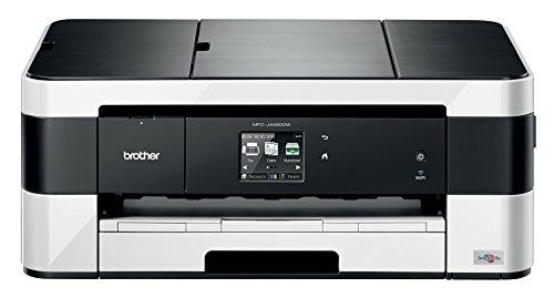 Brother MFC-J4420DW Multifunzione Inkjet a Colori, A4, con Stampa Fino al Formato A3, con Duplex, USB e Wi-Fi